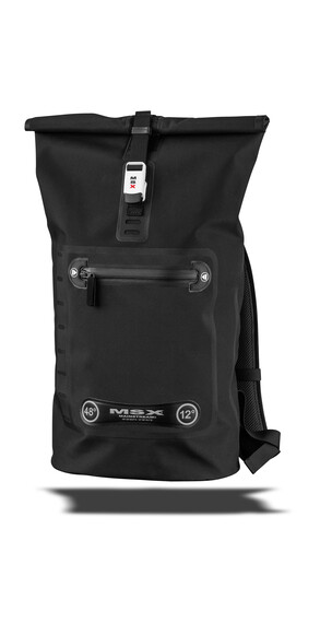 Mainstream MSX BackPack 48° 25l Clean Embossed icon-black